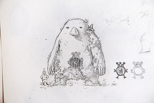 golem of birdkeeper