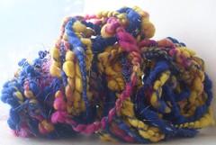 Tempramental Handspun Yarn 113