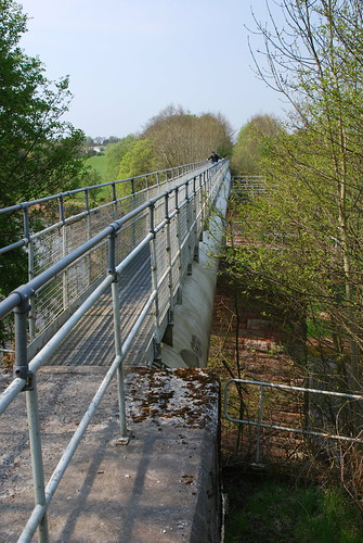 The Pipe Bridge across the Endrick Water