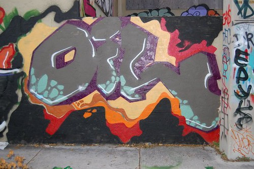 dating a graffiti writer