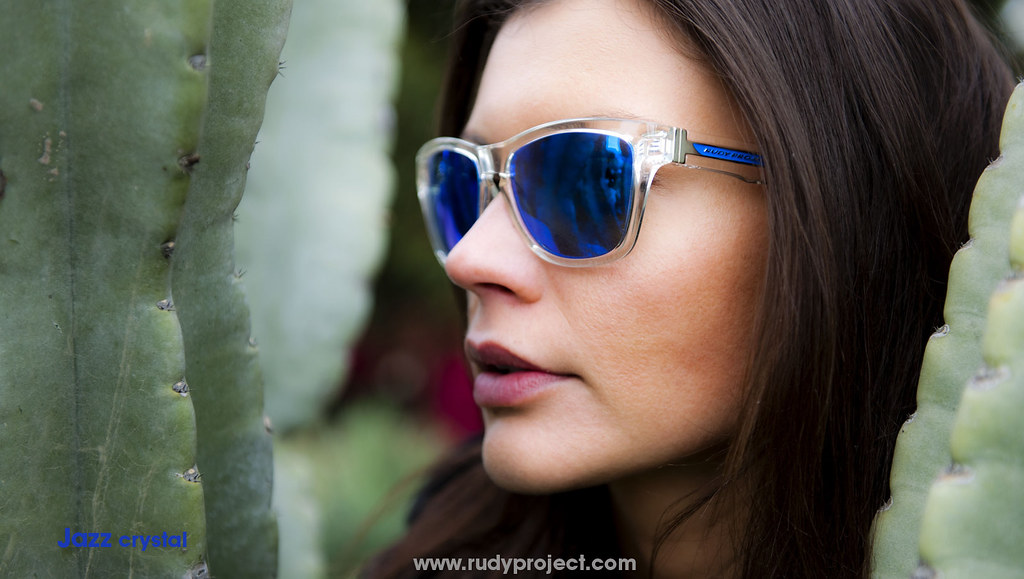 ca5d261fe6f Jazz Crystal (Rudy Project Technically Cool) Tags  woman girl look  sunglasses fashion female