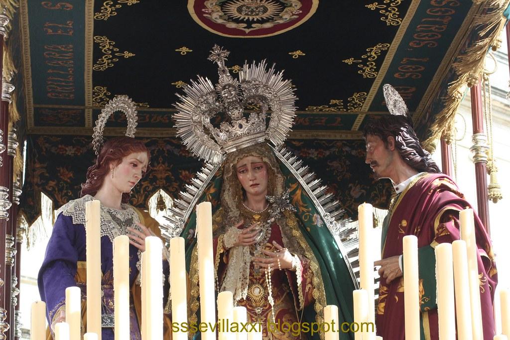 Nuestra Señora del Sol. Sábado Santo 2010