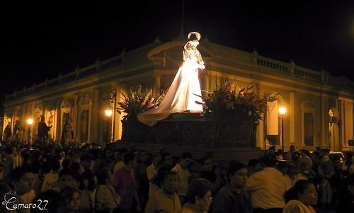 Jueves Santo en El Salvador