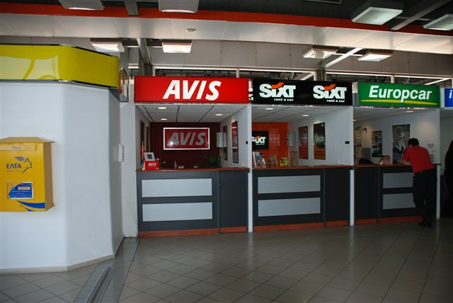 Car Hire Corfu Airport Avis