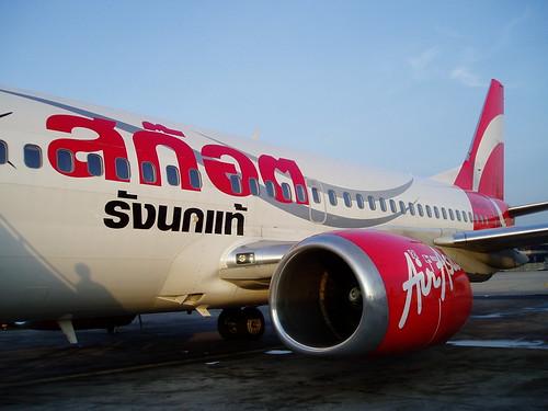 AirAsia from BangKok