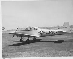 04-01843 Ryan L-17 Navion c. 1947 (San Diego Air & Space Museum Archives) Tags: sdasm aviation aeronautics sandiegoairandspacemuseum ryan ryan aeronautical san diego lindbergh field navion l17navion northamericannavion naanavion ryannavion l17a l17c