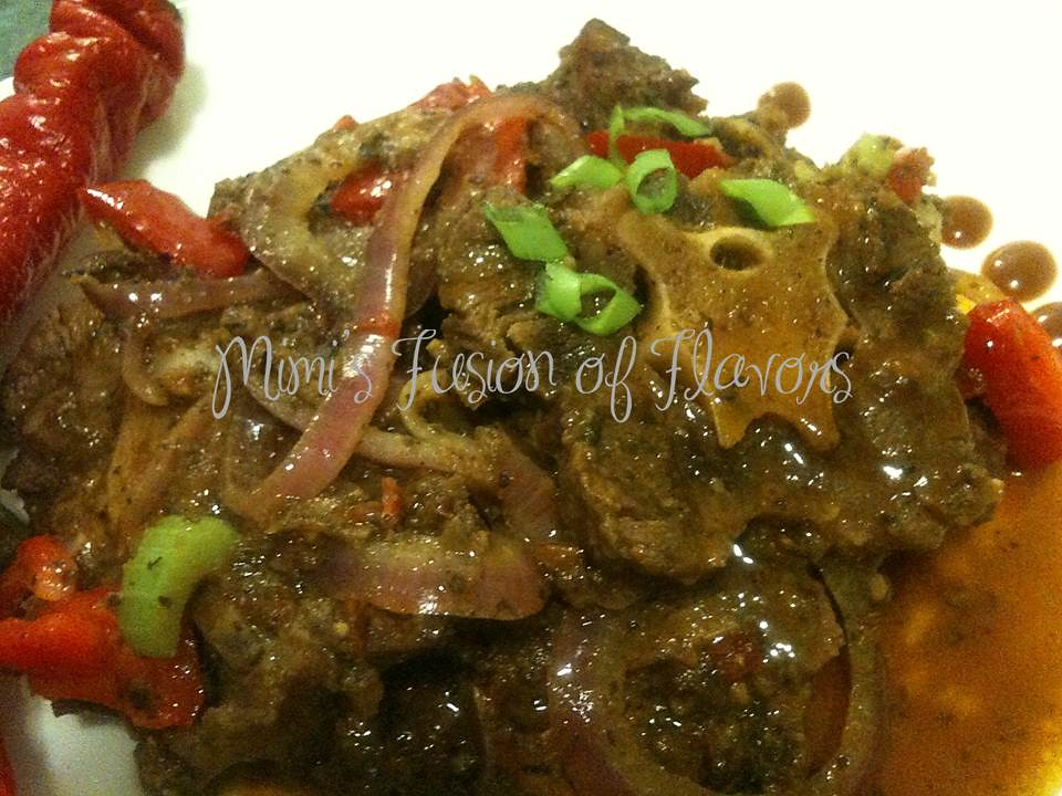 Slow-cook Oxtail