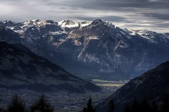 Zillertal Valley (maciej.ka) Tags: view poland valley amx zillertal mountainx mywinners photographyx cloudsx austriax zillertalx fugenx tirolx hochfugenx mayrhofenx gerlosx spieljochx kielanx maciejx maciekx maciekkx emkejx