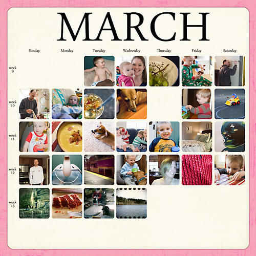 March by emskyrooney