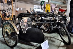 Phnomen M27 with Sachs engine (1935) (The Adventurous Eye) Tags: sachs m27 2011 phnomen motorcyclesandallsimilarstuff motortechna