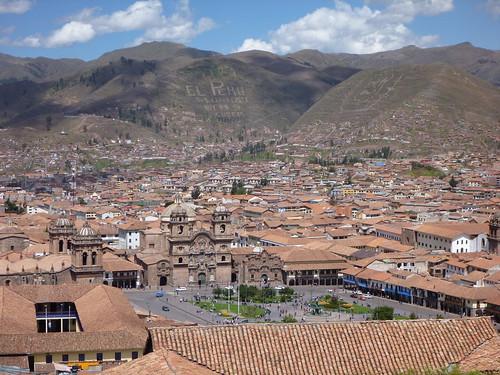 Cuzco et la Plaza de Armas