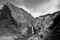 Dorset, England, 2011 (19 of 20).jpg (longboy74) Tags: blackandwhite landscape waterfall ruralengland naturalslate sublimelandscape thejurassiccoast