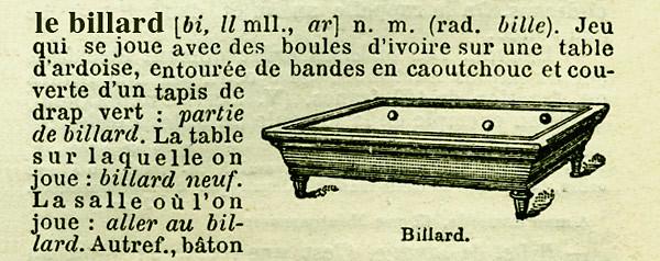 Le-billard