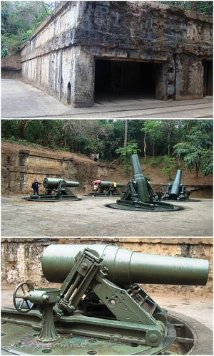 Corregidor Battery Way