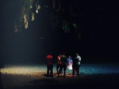 Releasing laterns, Pulau Besar