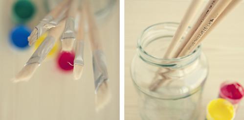 Brushes by Vanina Vila {Photography}