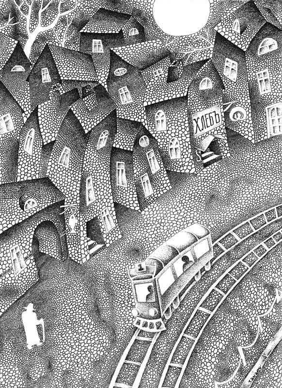Ночной трамвай - Андрей Танаев