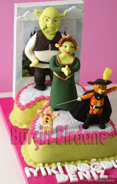Shrek Pastasi