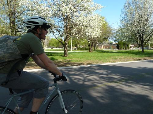 Biking Home