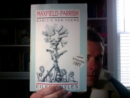 Maxfield Parrish: Early & New Poems by Michael_Kelleher