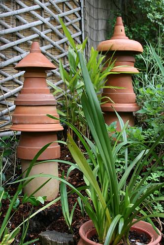 terra cotta pot temples