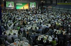 Pedro Passos Coelho Jantar Comício em Bragança