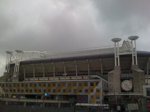 <span>amsterdam</span>Amsterdam Arena<br><br>Stadio a.f.c. Ajax<p class='tag'>tag:<br/>amsterdam | luoghi | cultura | viaggio | </p>
