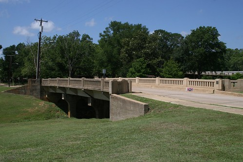 banita creek bridge