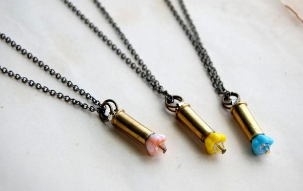 Flower Bullet Shells
