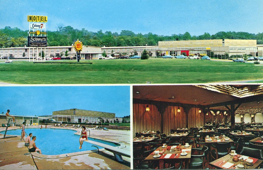 Colony 7 Motor Inn Ft. Meade MD