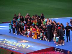 Fiesta en Camp Nou - 29.05.2011 (MUMINUX) Tags: barcelona camp de europa barca fiesta pedro villa fc nois league nou champions fcb liga guardiola messi campions iniesta boixos