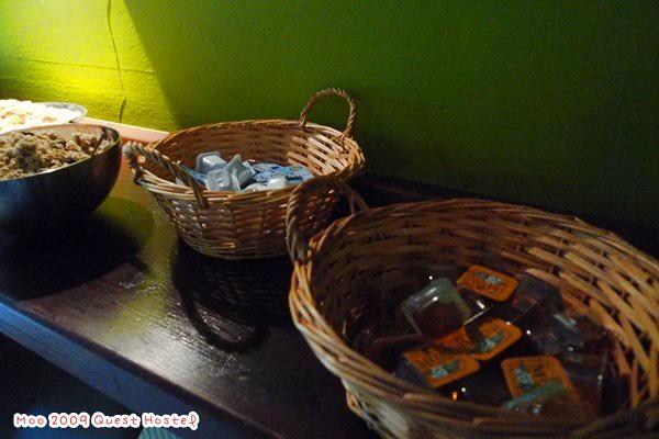 Quest Hostel早餐-5