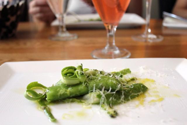 Shaved Asparagus & Fava Bean Salad IMG_0740