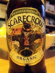 Wychwood, Scarecrow, England
