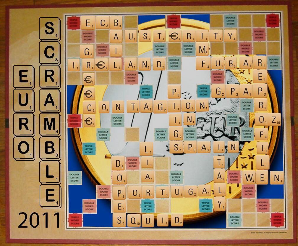 EURO SCRAMBLE