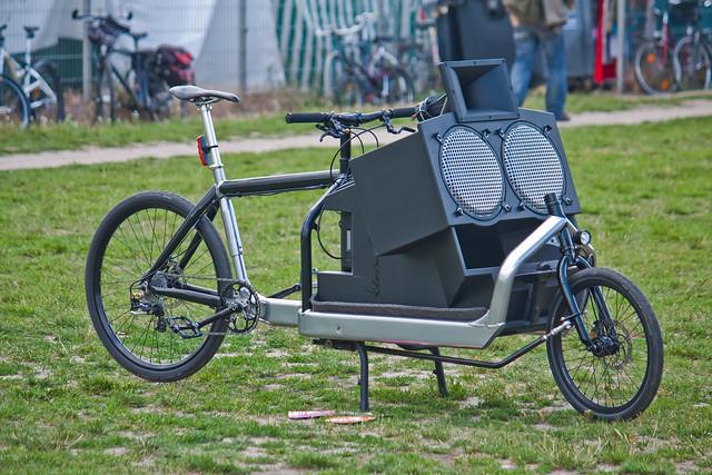 bike sound system