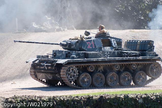 Fake Panzer