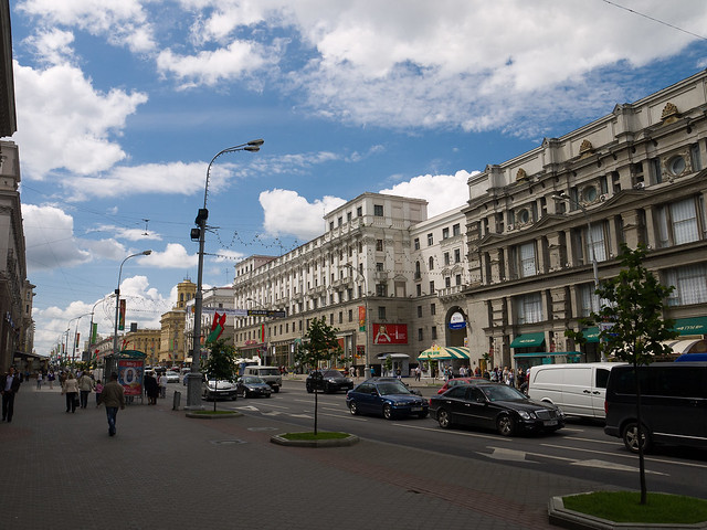 Minsk, June 2011