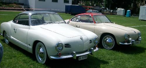 due belle K-Ghia