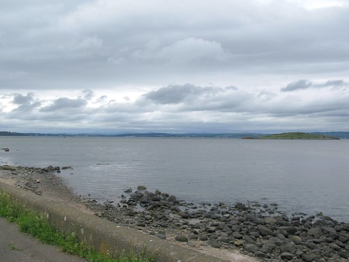 Crammond beach, Edinburgh