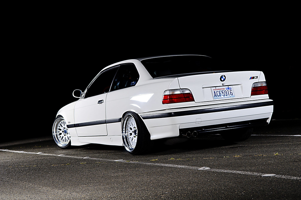 My Love For Things Alpine Amp Gold E36 M3