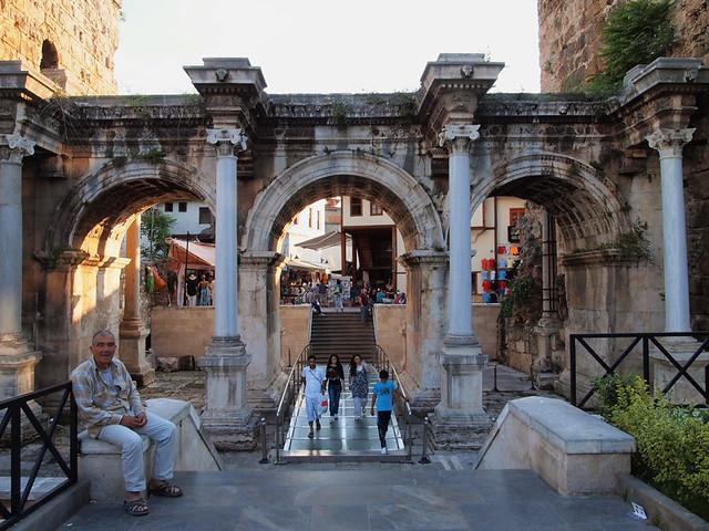 Hadryanus Kapisi 哈德良之門