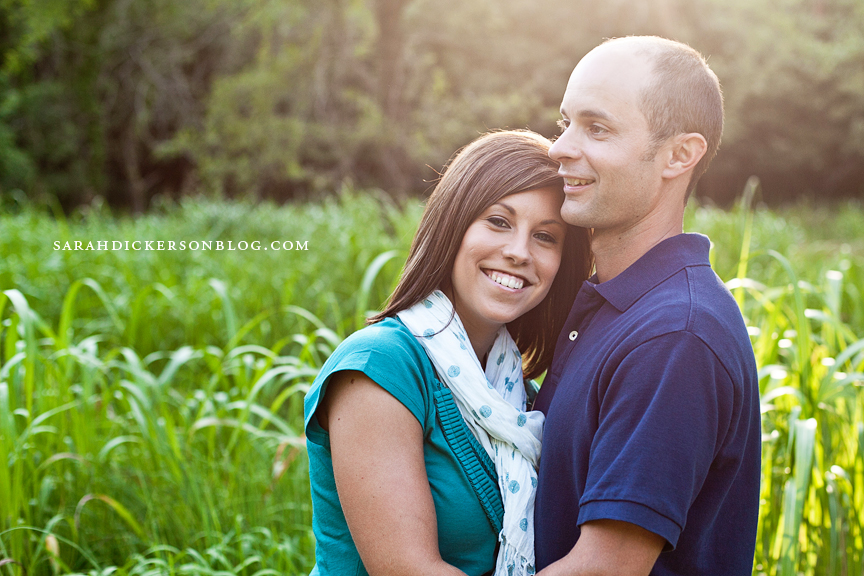 Parkville engagement photographer