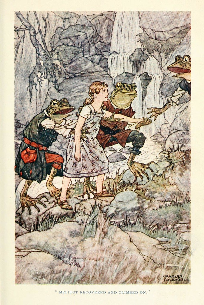 Charles James Folkard - British fairy and folk tales 6