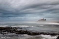 Northumbria - June 2014_12.jpg (r_lizzimore) Tags: coastal sea seascape bamburghcastle coast northumbria rocks