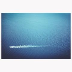 (nicogerbo) Tags: trace sea mer blue bleu identity mediterranean medium photography print set americanchordata