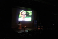 Gala wręczenia Europejskiej Nagrody Obywatelskiej Aleksandrze Banasiak
