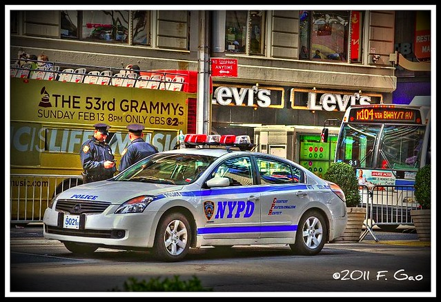 new york car radio nissan manhattan south police nypd midtown motor hybrid altima cruiser hdr patrol mts rmp
