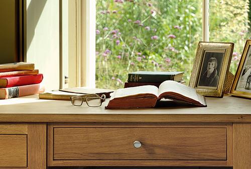 Solid oak furniture- Desk
