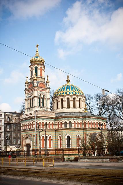 cerkiew Łódź